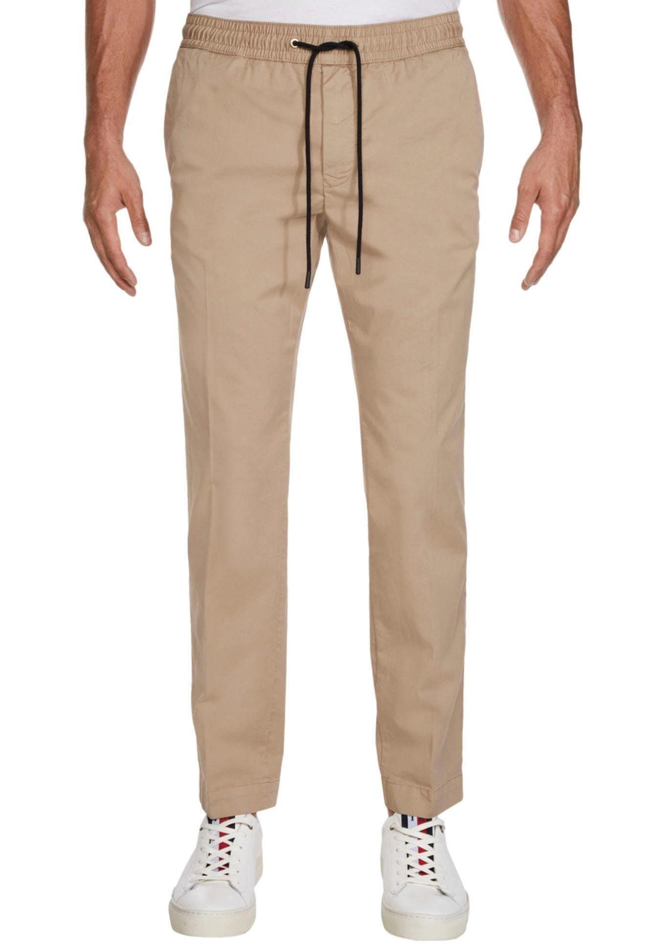 tommy hilfiger -  Stoffhose ACTIVE PANT SUMMER TWILL FLEX