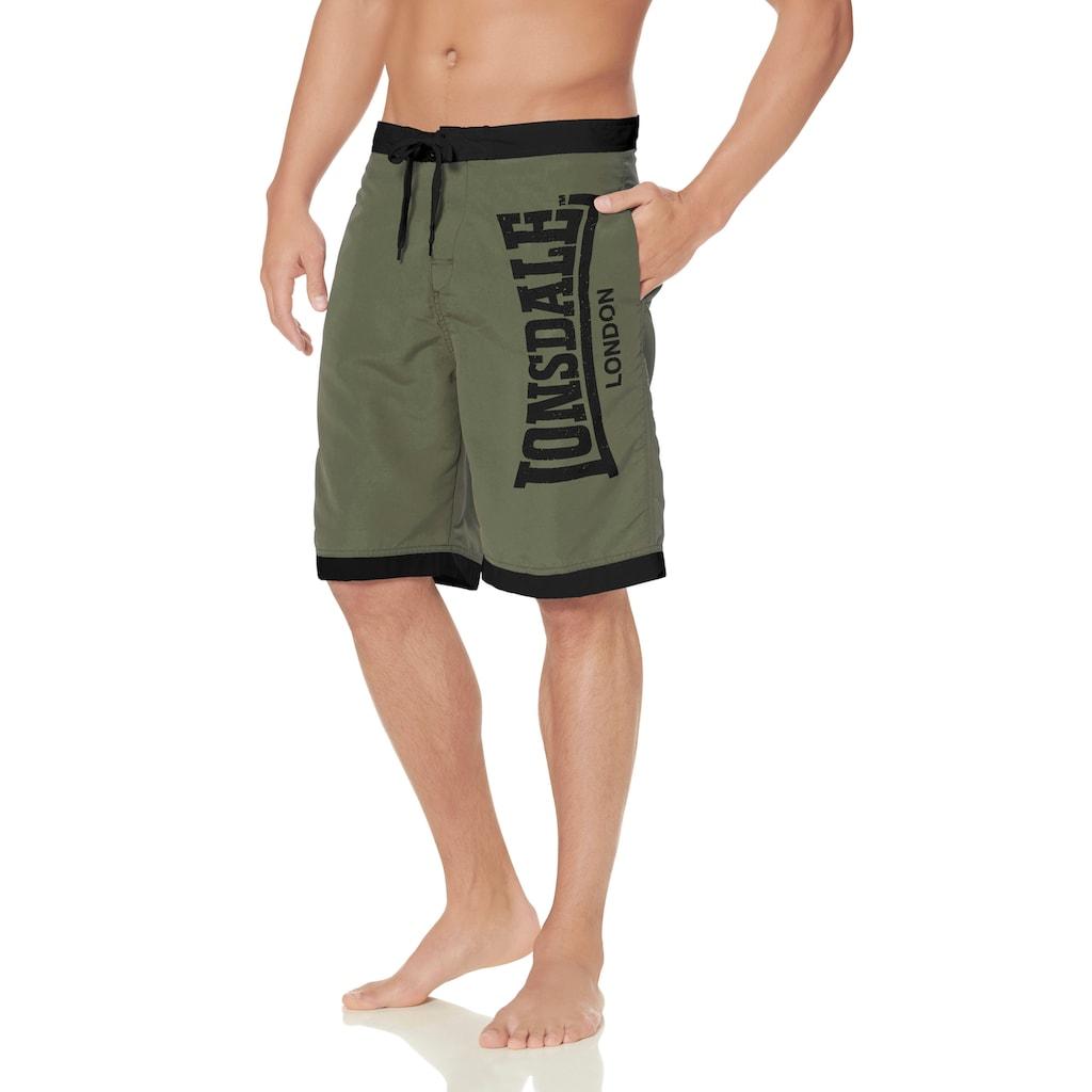 Lonsdale Boardshorts »Beach Short CLENNEL«
