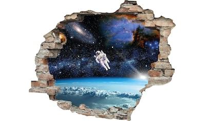 queence Wandtattoo »Astronaut« kaufen