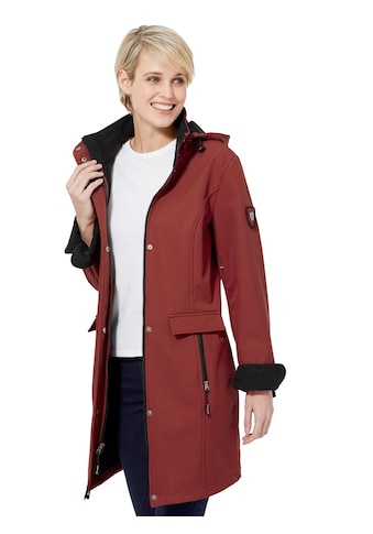 Casual Looks Jacke in Softshell - Qualität kaufen