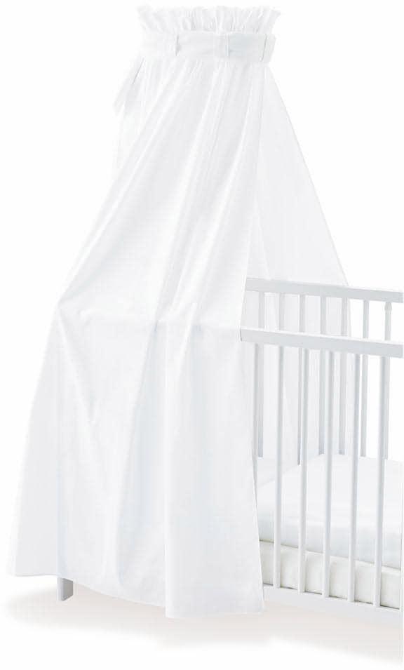 """Pinolino Betthimmel """"weiß für Kinderbetten"""" Wohnen/Möbel/Babymöbel/Babybettausstattung/Betthimmel"""