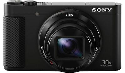 Sony »DSC - HX80« Kompaktkamera (18,2 MP, 30x opt. Zoom, NFC WLAN (Wi - Fi)) kaufen