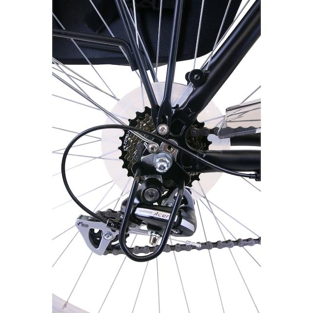 Performance Trekkingrad 21 Gang Shimano ACERA RDM360 Schaltwerk, Kettenschaltung