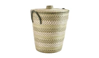 Wäschekorb Seagrass aus Seegras kaufen