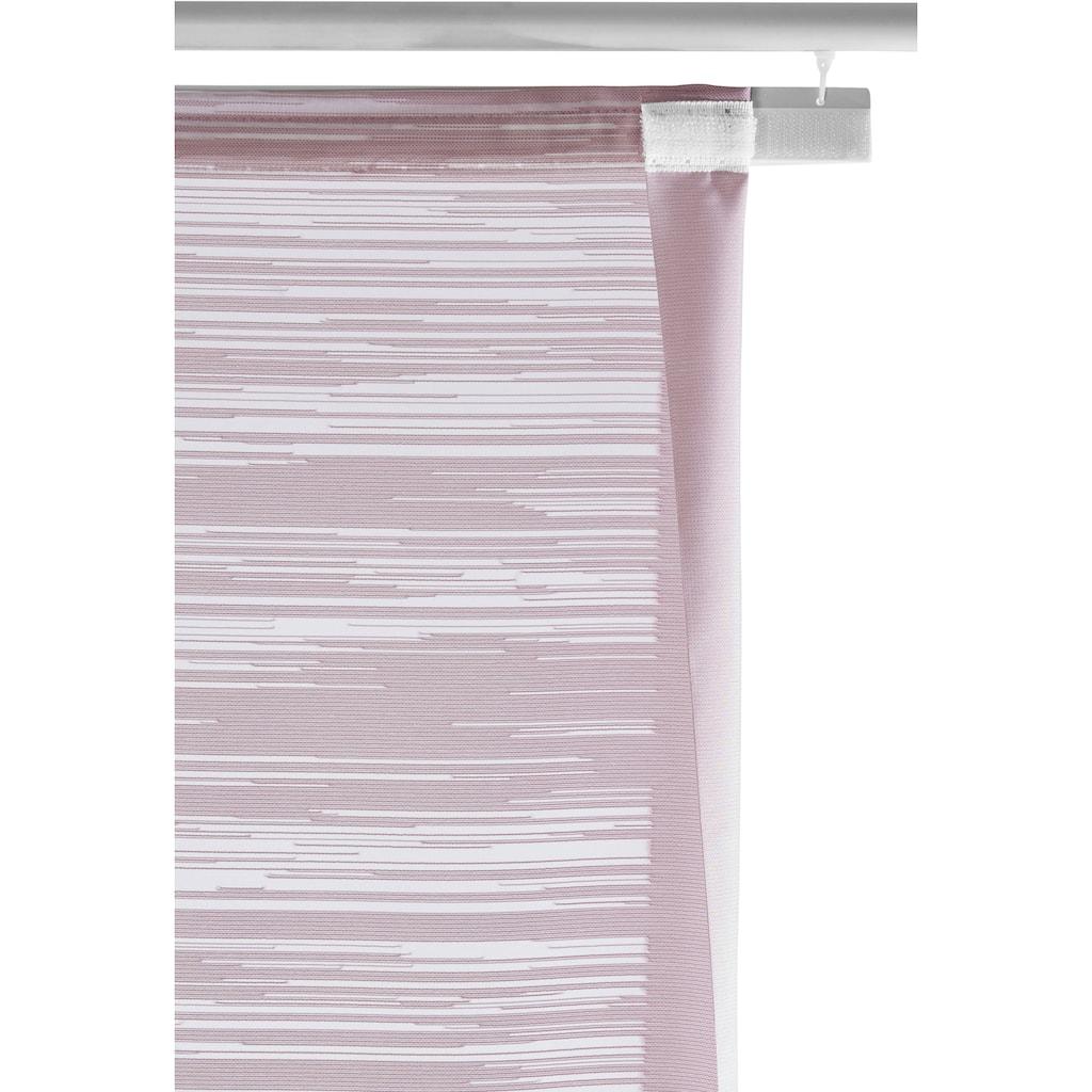 Neutex for you! Schiebegardine »Padova«, inkl. Befestigungszubehör, Breite: 57 cm