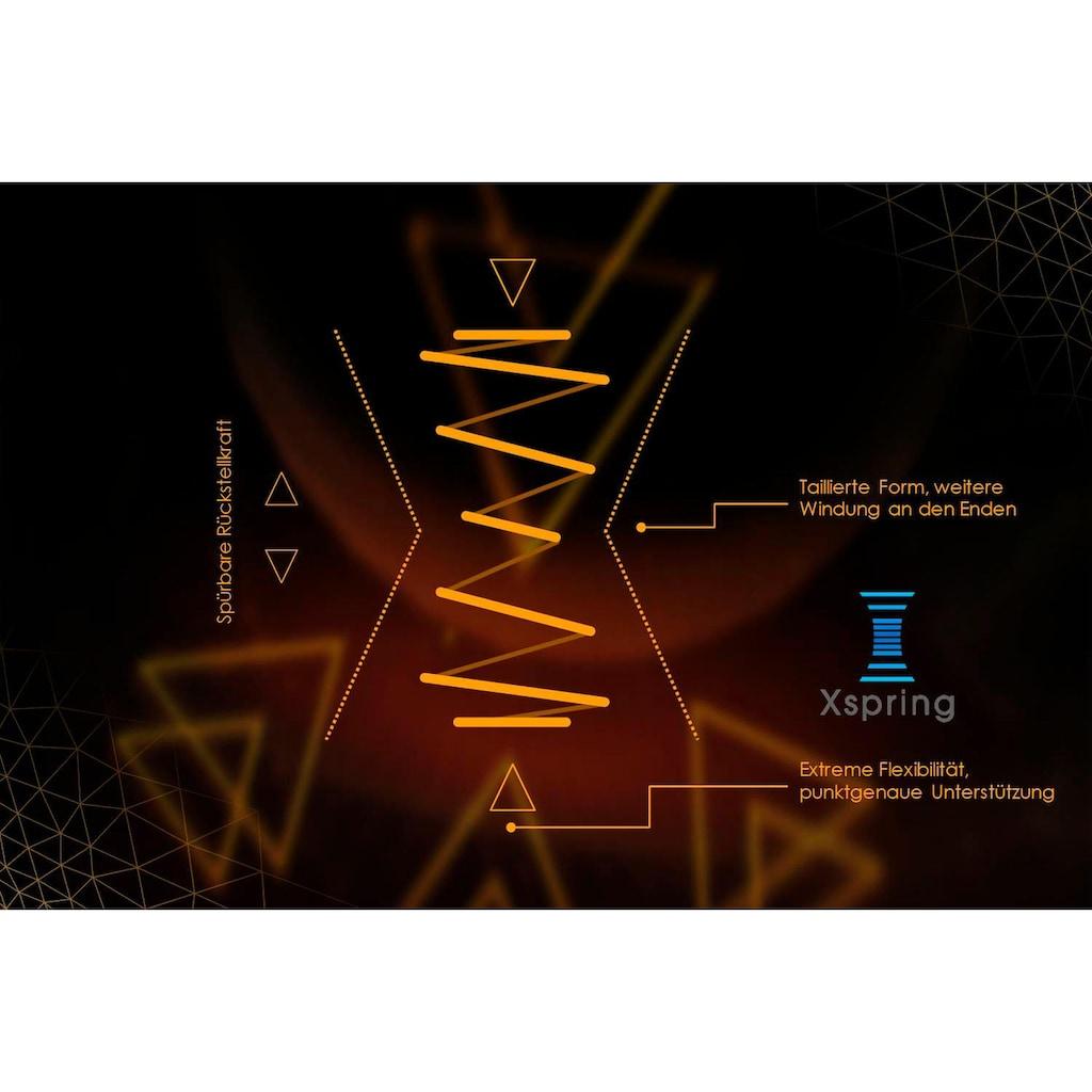 Schlaraffia Taschenfederkernmatratze »GELTEX® Quantum Touch 220 TFK«, 420 Federn, (1 St.), 90 Nächte Probeschlafen!*