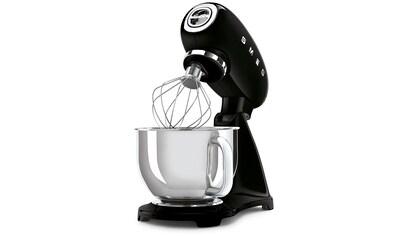 Smeg Küchenmaschine SMF03BLEU, 800 Watt, Schüssel 4,8 Liter kaufen
