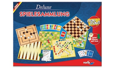 Noris Spielesammlung »Deluxe Spielesammlung«, Made in Germany kaufen