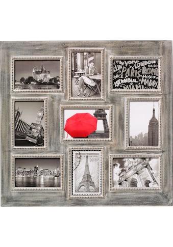 Walther Bilderrahmen »Grande Ville«, für 6 Bilder (Set, 9 St.) kaufen