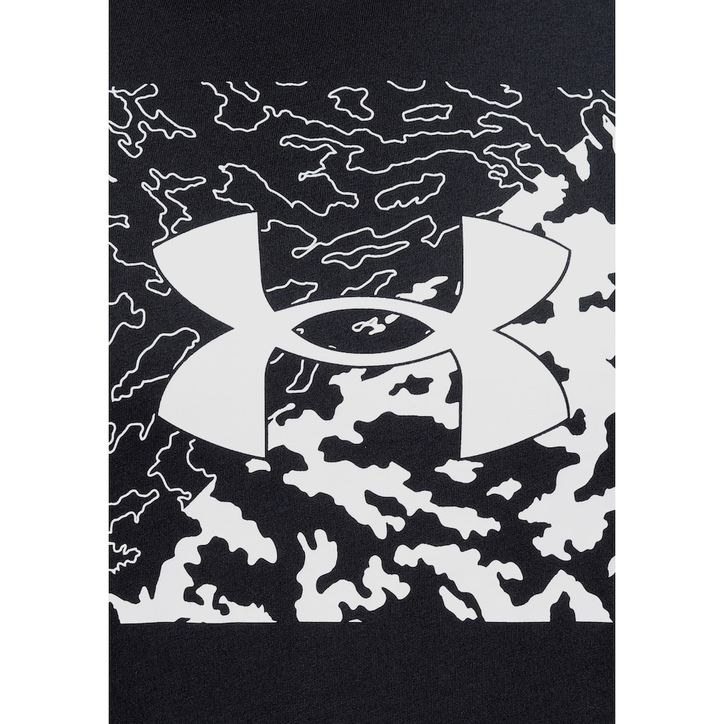 Under Armour® Langarmshirt »CAMO BOXED SPORTSTYLE LONGSLEEVE«