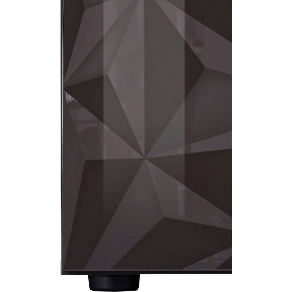 LC Highboard »Prisma«, Breite 121 cm, 2-türig