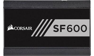 Corsair PC-Netzteil »SF600« kaufen