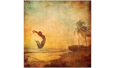 Art & Pleasure Holzbild »Free mind«, Fantasy kaufen