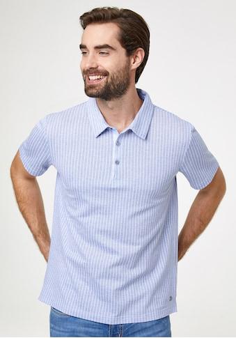 Pierre Cardin Poloshirt Bicolor Streifen kaufen