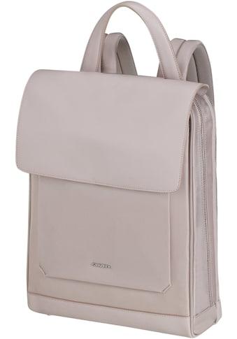 Samsonite Laptoprucksack »Zalia 2.0 Flap, stone grey« kaufen