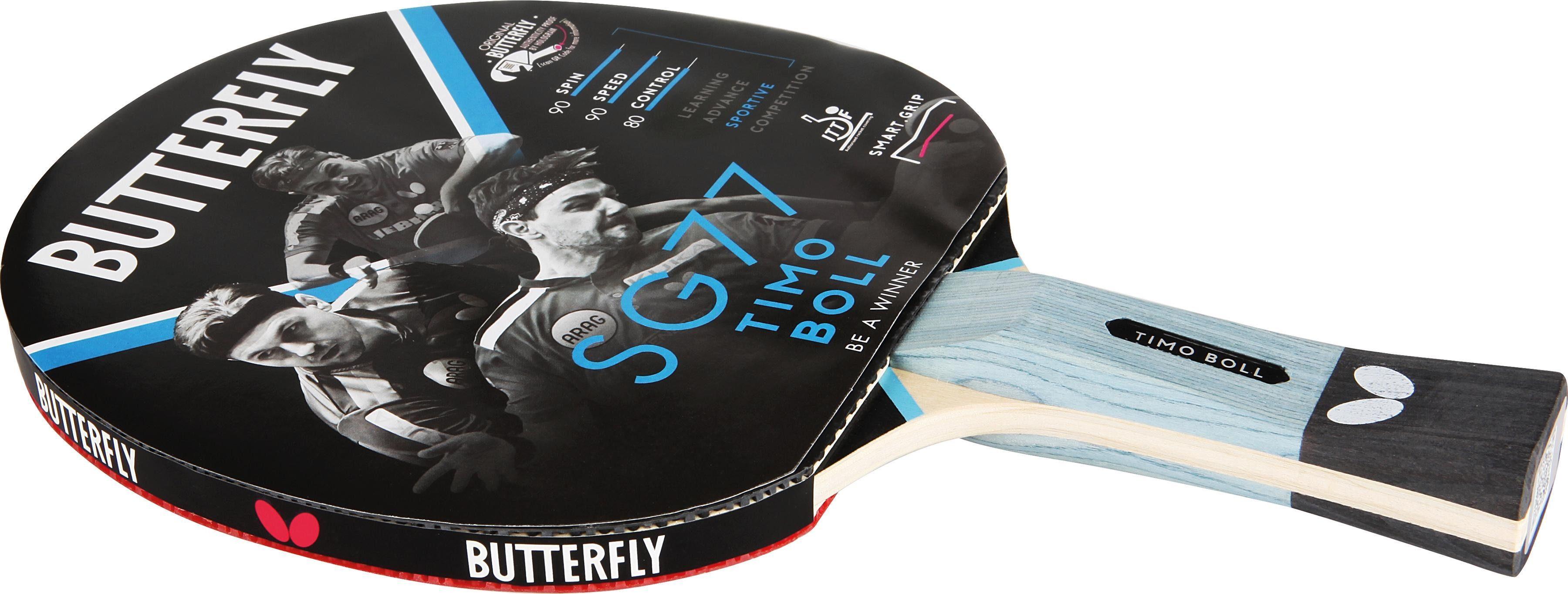 Butterfly Tischtennisschläger Timo Boll SG77 Technik & Freizeit/Sport & Freizeit/Sportarten/Tischtennis/Tischtennis-Ausrüstung