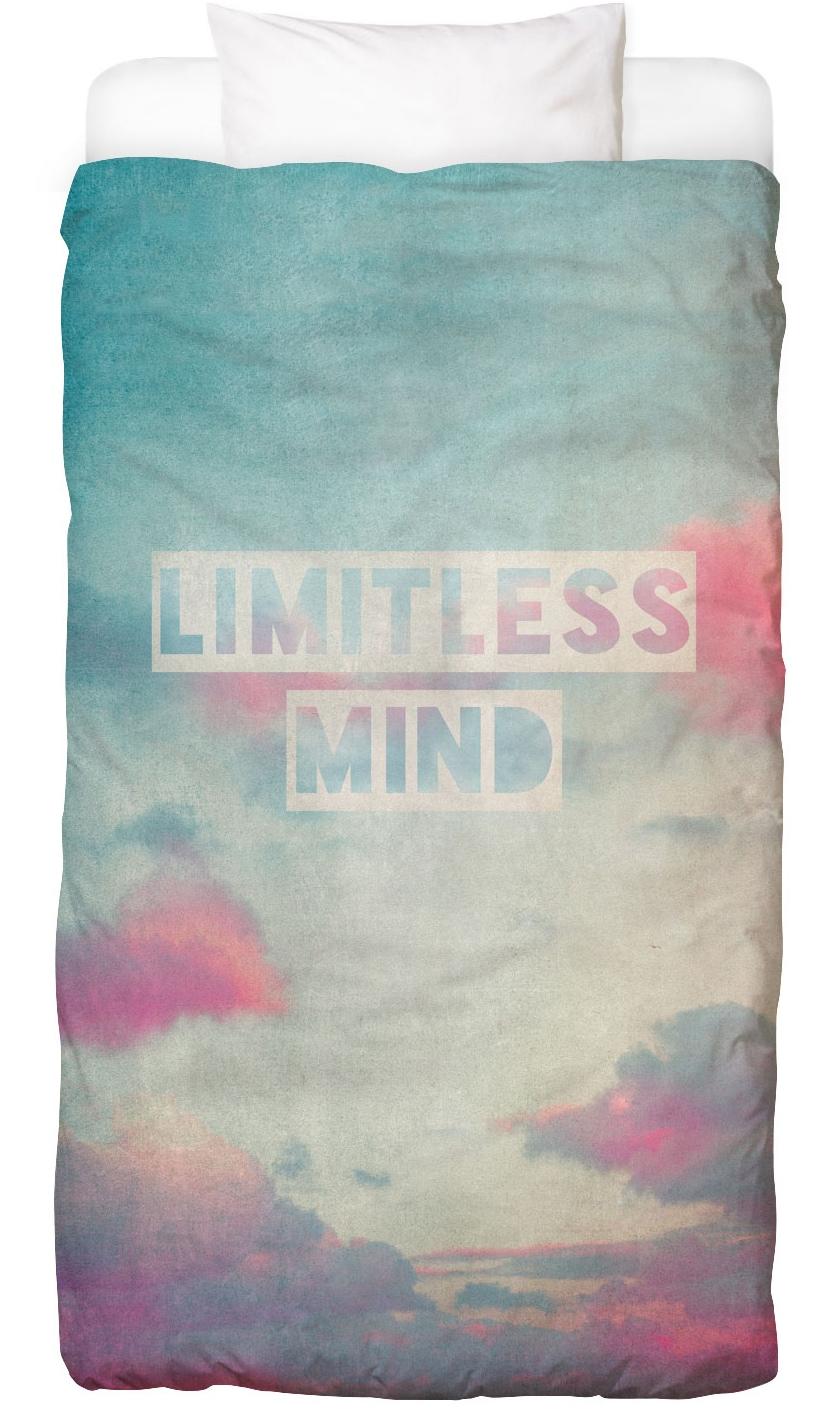 Bettwäsche limitless mind Juniqe