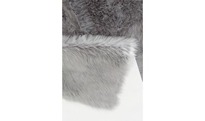 Hochflor - Teppich, »Valeria«, Home affaire, rund, Höhe 60 mm, gedruckt kaufen