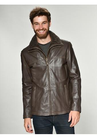Maze Lederjacke mit abnehmbarem Einsatz »Martin - LN« kaufen
