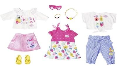 Baby Born Puppenkleidung »Holiday Modeset Frühling«, (Set, 9 tlg.) kaufen