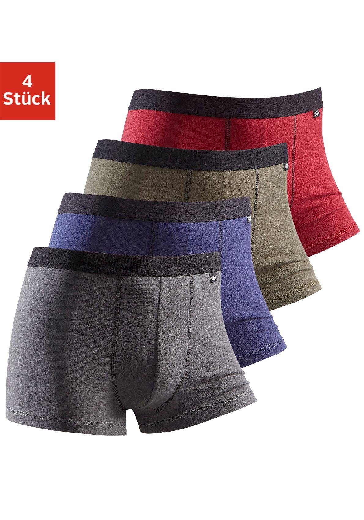 Buffalo Boxer (4 Stück) | Bekleidung > Wäsche > Boxershorts | Buffalo