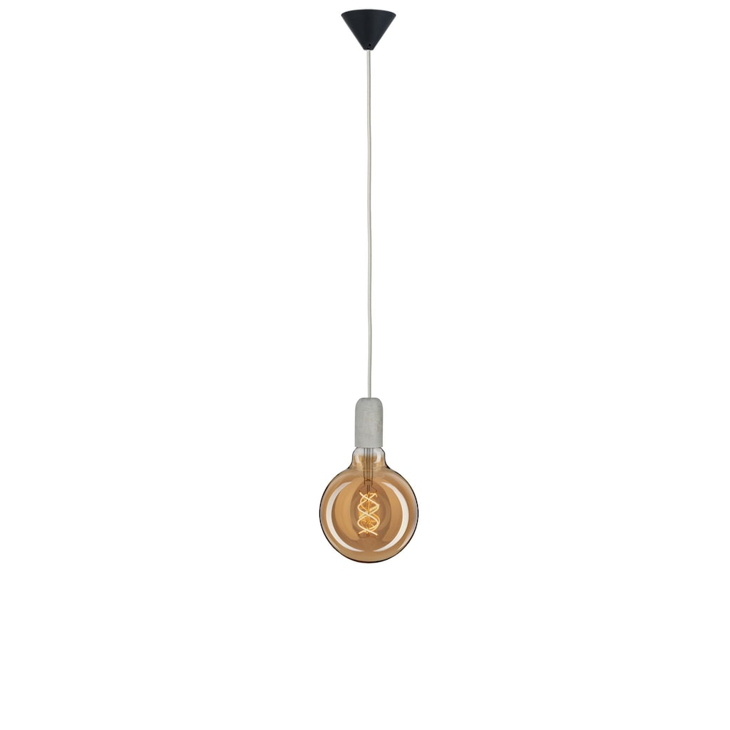 Paulmann LED-Leuchtmittel »Globe 4 Watt E27 Gold Goldlicht dimmbar«, 1 St., Extra-Warmweiß