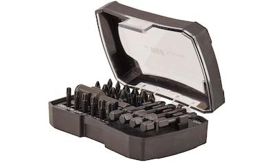 WGB Das Werkzeug Bit-Set »547 - S2-Profi-Stahl«, (23 St.), in schlagfester Kunststoffbox kaufen