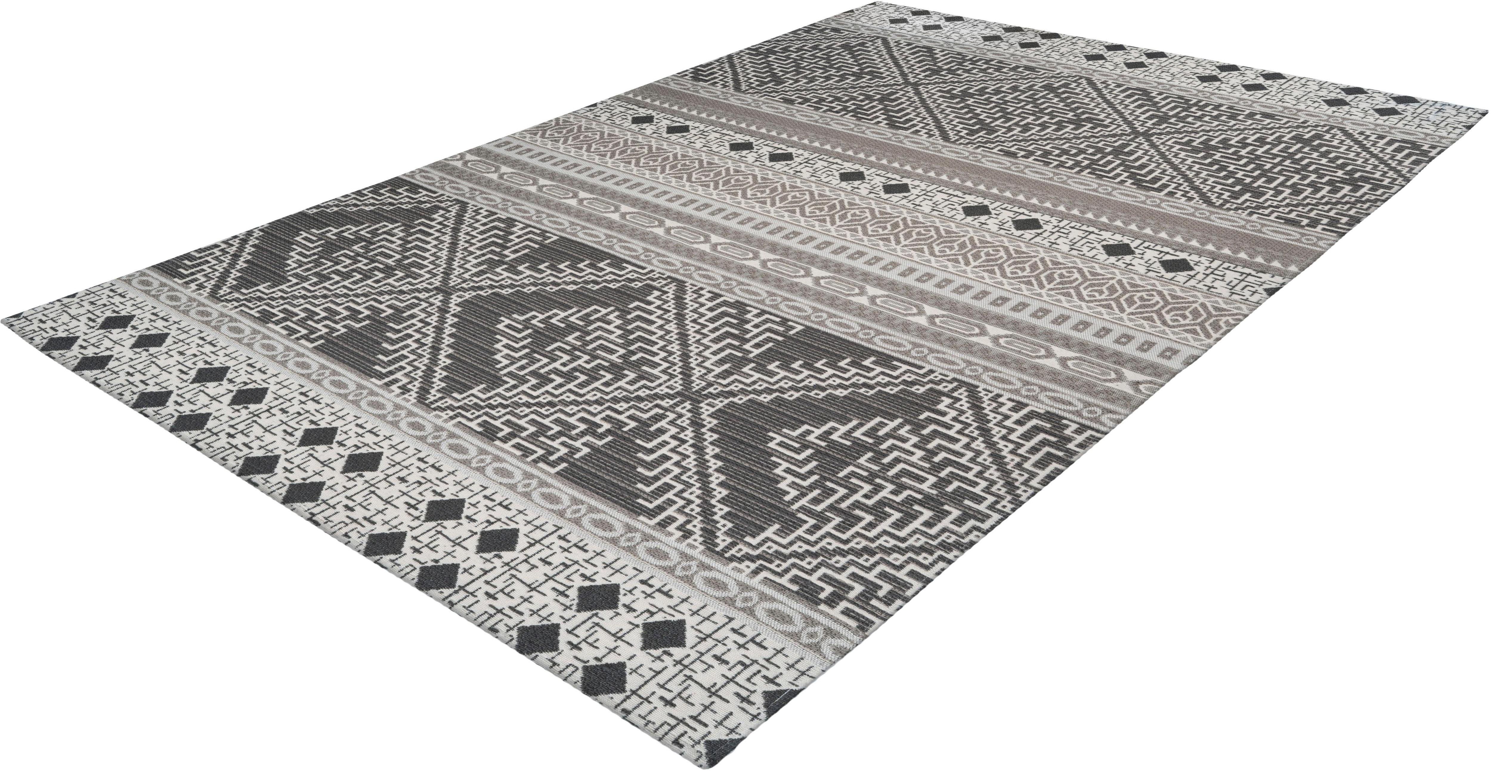 Teppich Rico 403 calo-deluxe rechteckig Höhe 10 mm maschinell gewebt
