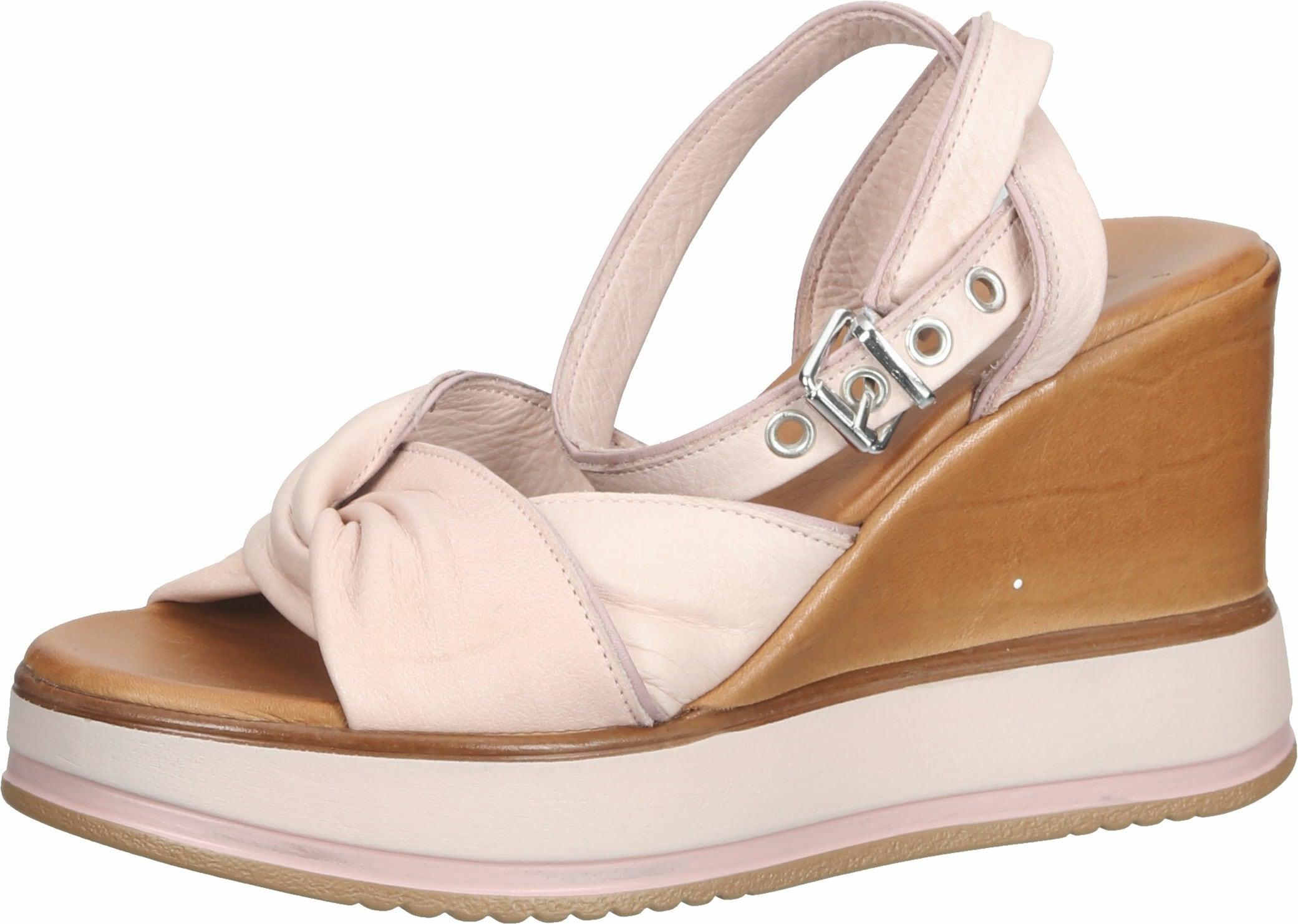 inuovo -  High-Heel-Sandalette Leder