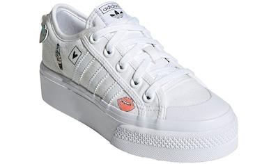 adidas Originals Sneaker »NIZZA PLATFORM« kaufen