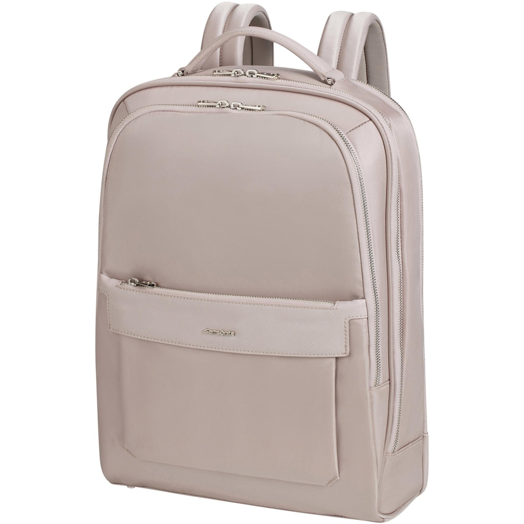 Samsonite Laptoprucksack »Zalia 2.0, stone grey«