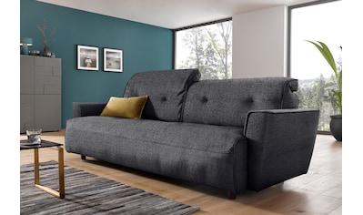 hülsta sofa 4-Sitzer »hs.400«, mit Rückenverstellung, Breite 236 cm kaufen