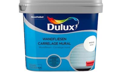 Dulux Fliesenlack »Fresh Up«, weiß, 0,75 l kaufen