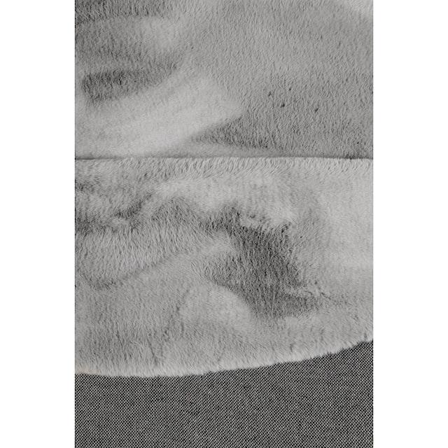 Hochflor-Teppich, »Alice«, Esprit, rund, Höhe 25 mm, maschinell getuftet