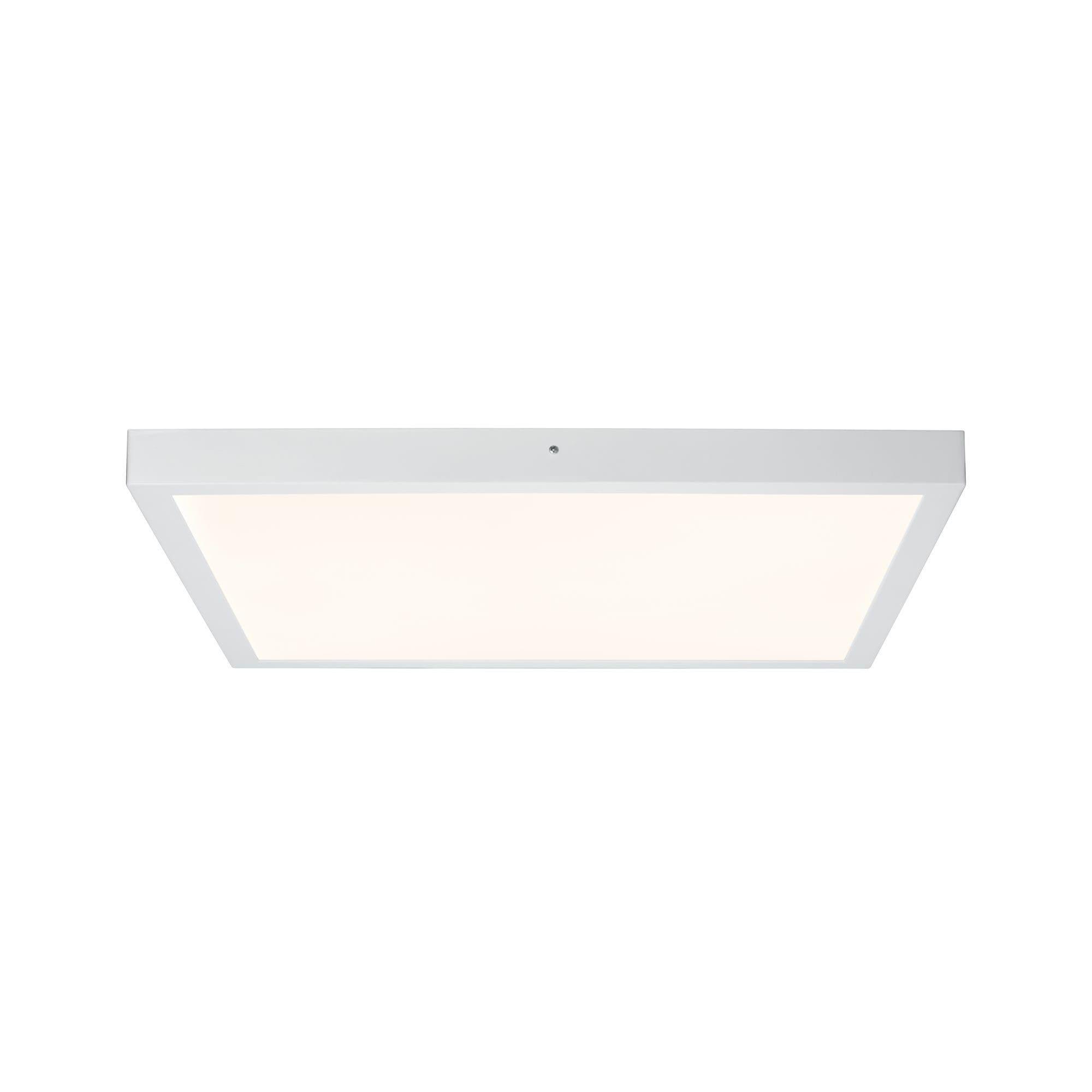 Paulmann,LED Panel Deckenleuchte Lunar 27,4W Weiß matt 600x600 mm