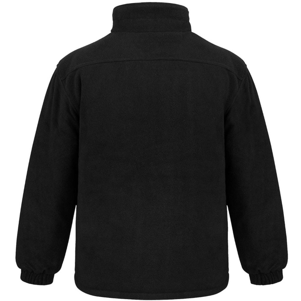 Result Fleecejacke »Herren Core Polartherm Fleece-Jacke«