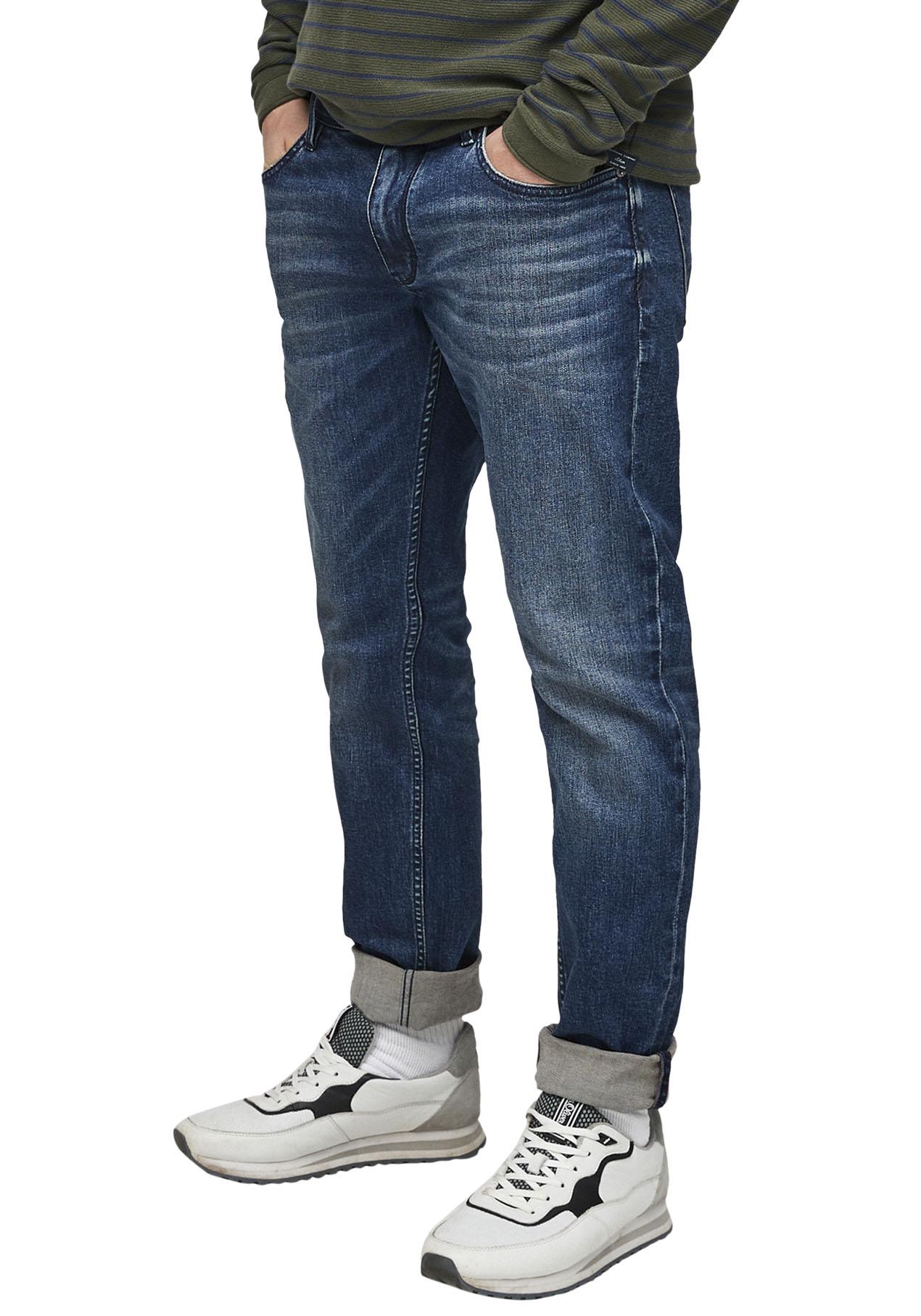 s.oliver -  Straight-Jeans YORK, mit authentischer Waschung