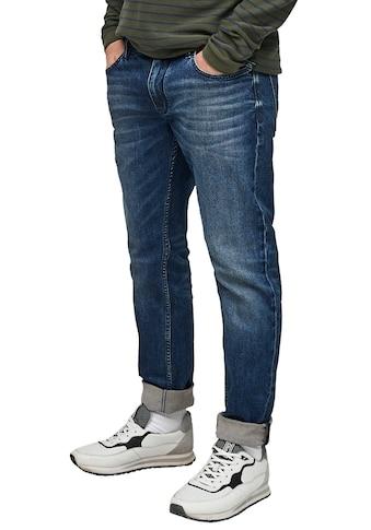 s.Oliver Straight-Jeans »YORK«, mit authentischer Waschung kaufen