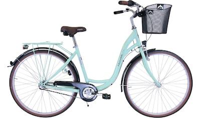 FASHION LINE Cityrad, 3 Gang, Shimano, Nabenschaltung kaufen