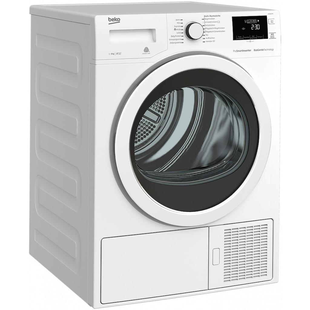 BEKO Wärmepumpentrockner »DE8635RX«
