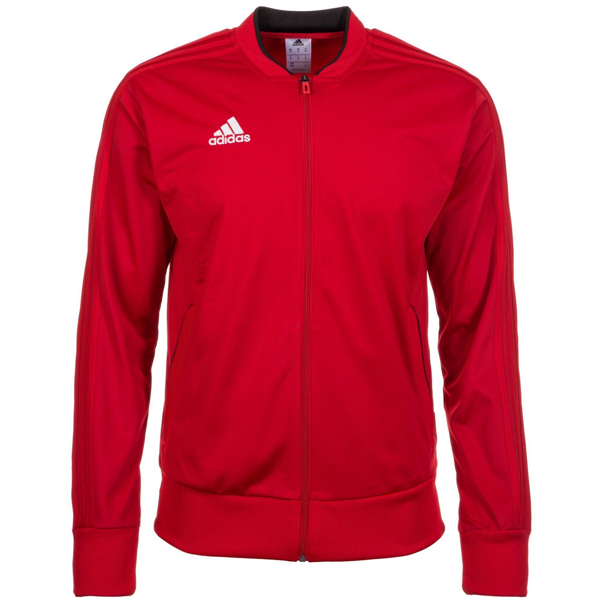 adidas Performance Trainingsjacke Condivo 18   Sportbekleidung > Sportjacken > Trainingsjacken   Rot   Adidas Performance