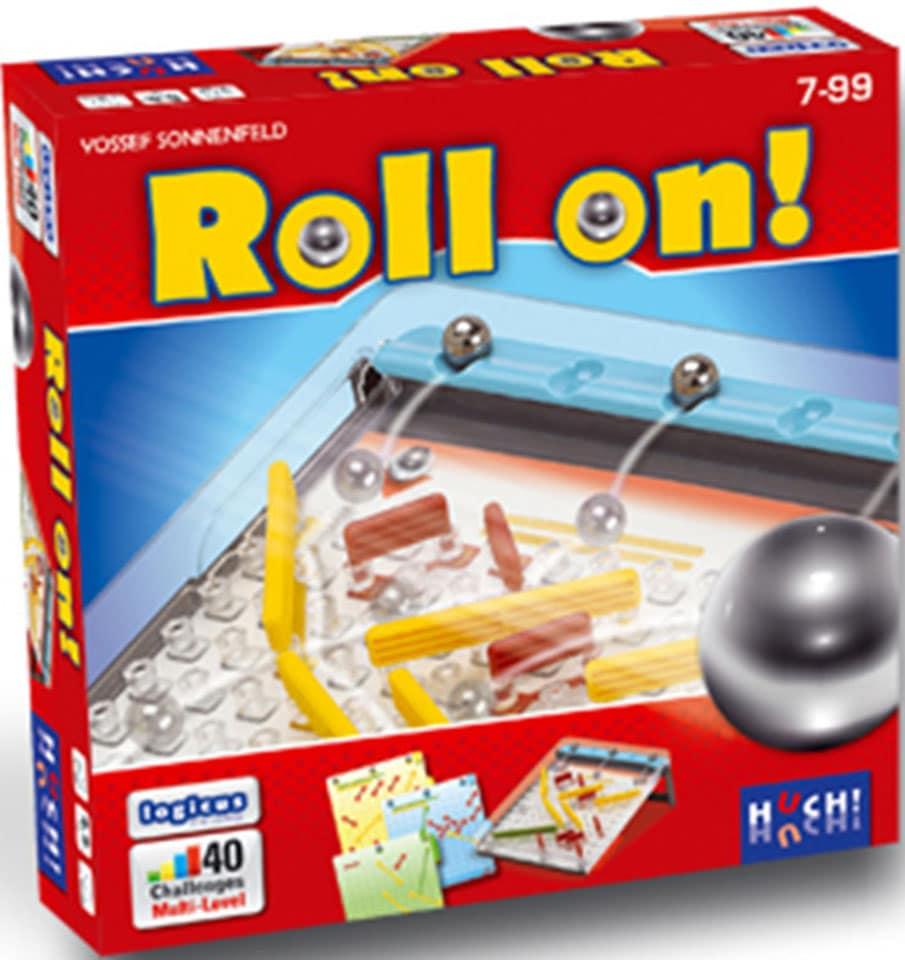 Huch! Huch Spiel Roll on bunt Kinder Denkspiele Gesellschaftsspiele
