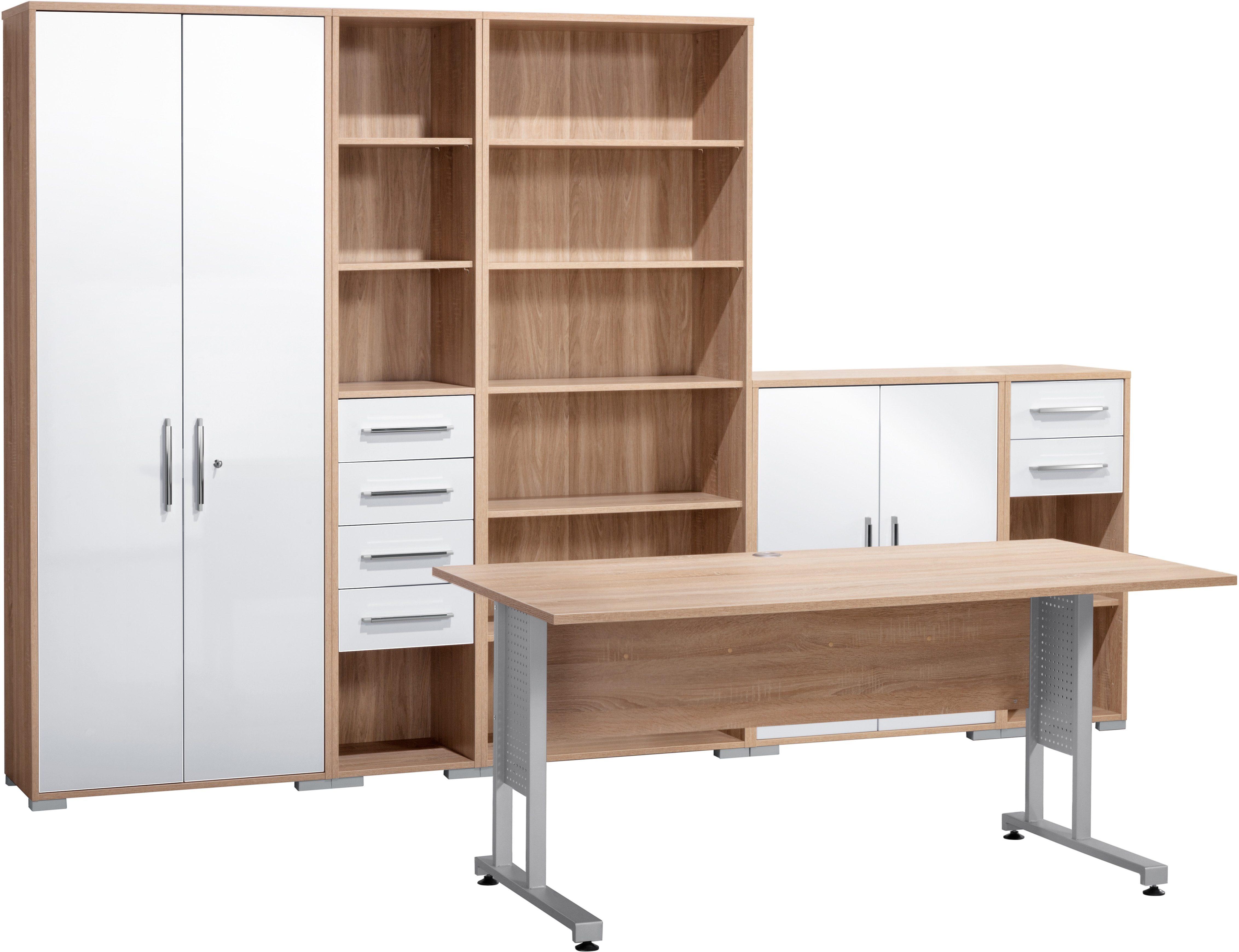 Maja Möbel Büro-Set 1200 (Set 6-tlg)   Büro > Büromöbel-Serien   Maja Möbel