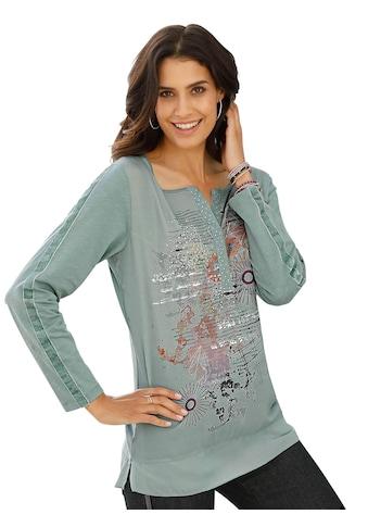 Classic Inspirationen Shirt aus reiner Baumwolle kaufen