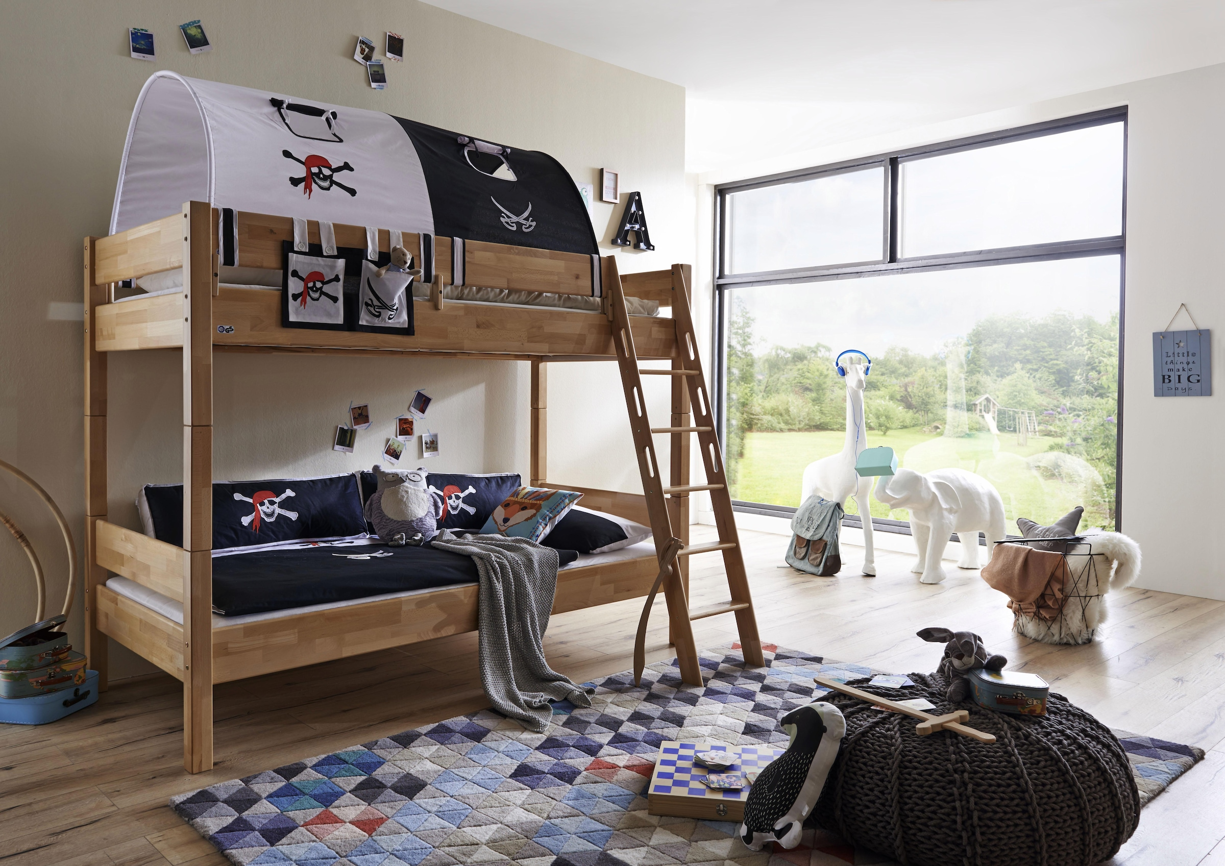 Bopita Nordic Etagenbett : Gelb mdf etagenbetten online kaufen möbel suchmaschine