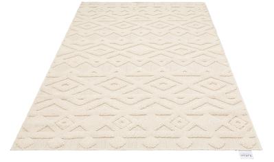 Teppich, »Askja«, LeGer Home by Lena Gercke, rechteckig, Höhe 18 mm, maschinell gewebt kaufen