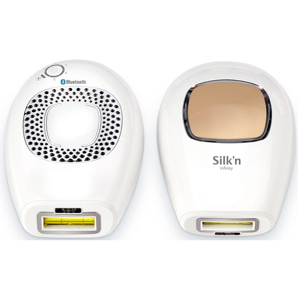 Silk'n IPL-Haarentferner »Infinity Premium Smooth«, 500000 Lichtimpulse, inkl. LadyShave &Verlängerungskabel