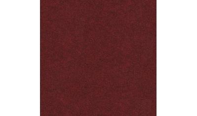 Teppichfliese »Madison rot«, 4 Stück (1 m²), selbstliegend kaufen