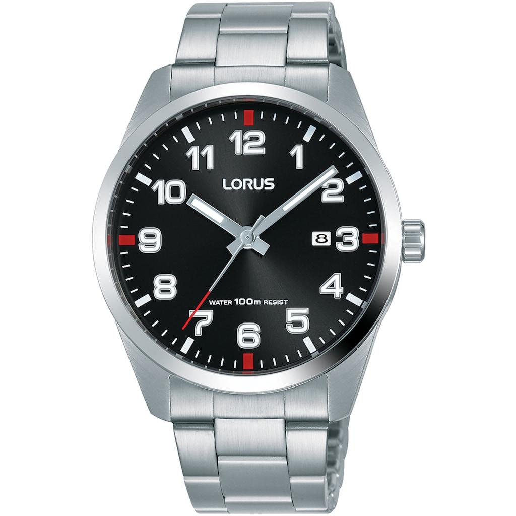 LORUS Quarzuhr »Lorus HAU Klassik, RH973JX9«