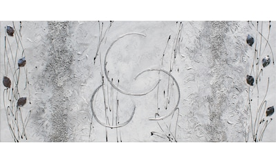 Bönninghoff Ölbild »Ölgemälde, handgefertigt ca.60x140 cm«, (1 St.) kaufen